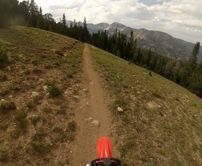 Big Boulder/Little Boulder Divide