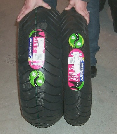 New Rubber